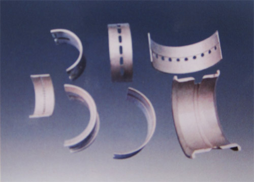 主轴瓦 Main Bearing Shell